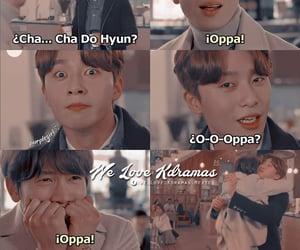 funny, oppa, and park seo joon image