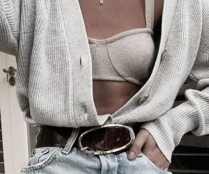 accessories, denim, and fashion image