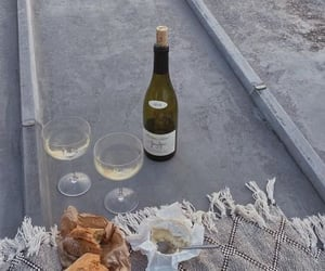 date, food, and rooftop image