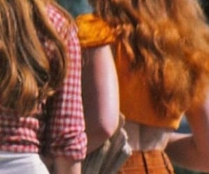 70s, girls, and hair image
