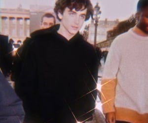 timothee, timothee chalamet, and aesthetic image