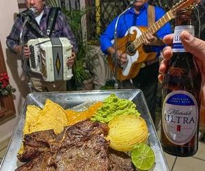 cerveza, monterrey, and music image