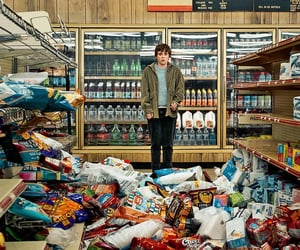 cinema, cinematic, and grocery store image