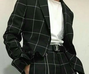 korean, outfits, and boy's image