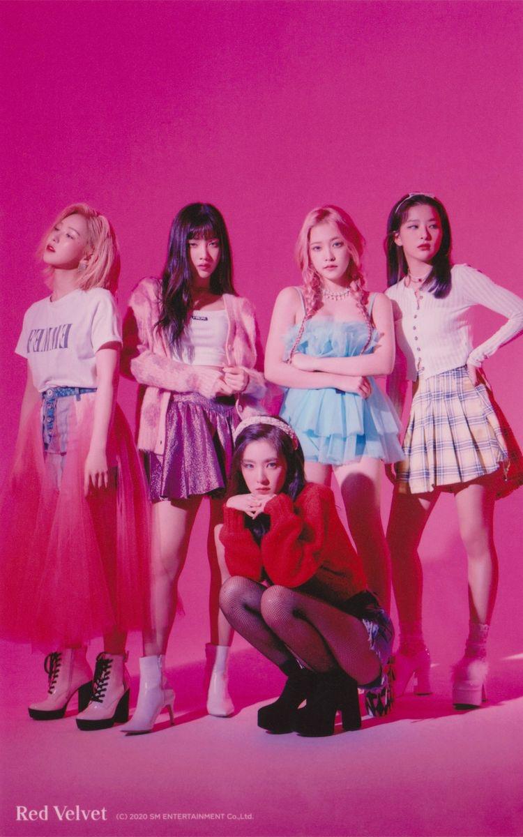 Red Velvet B Sides As Zodiac Signs On We Heart It