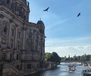 berlin, blue, and explore image