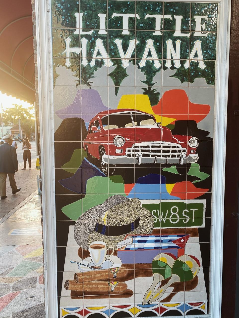 art, havana, and colours image