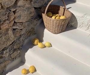 lemon, summer, and aesthetic image