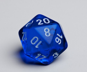 roll, d20, and dnd image