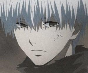 anime, tokyo ghoul, and kaneki ken image