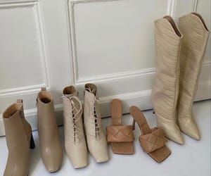 beige, fashion, and shoes image