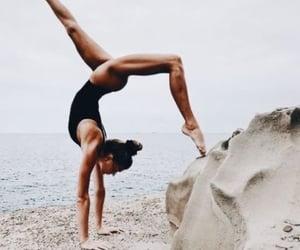 flexible and yoga image