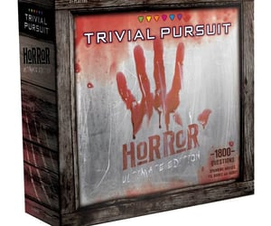 board game, game, and horror image