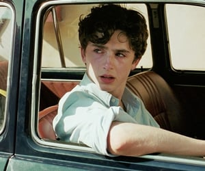 movie, oliver, and timothee chalamet image