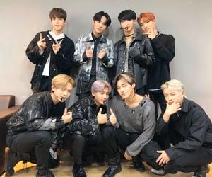 group photo, boy group, and kpop image