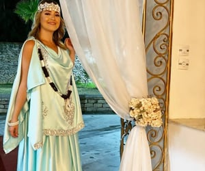 Algeria, Couture, and dress image