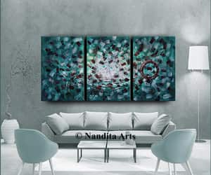 abstract art, Abstract Painting, and paintings image