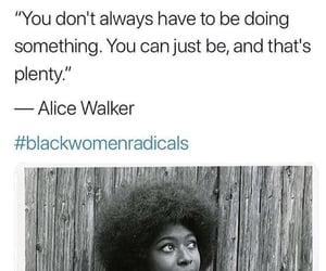 Afro, beautiful, and black women image