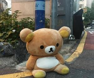 bear, rilakkuma, and aesthetic image