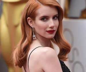 actress, beautiful, and emma roberts image