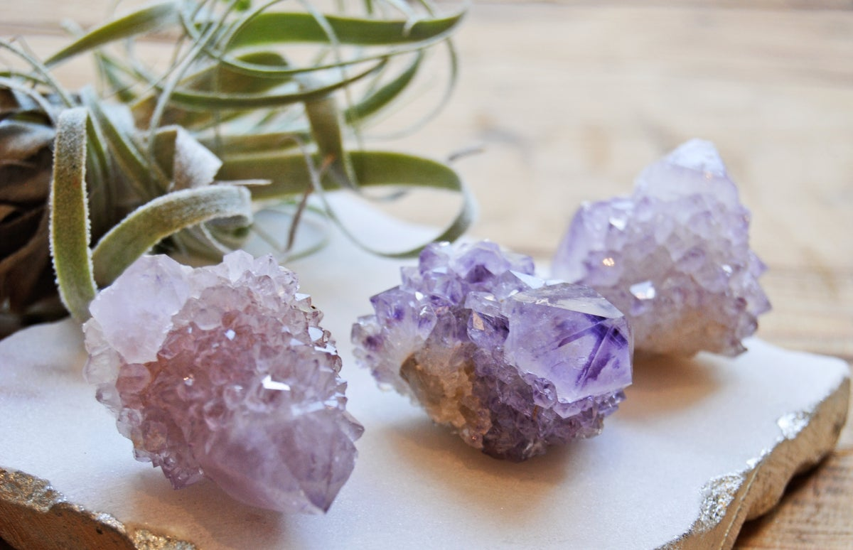 article, gemstones, and crystals image