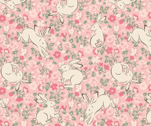 background, pattern, and cath kidston image