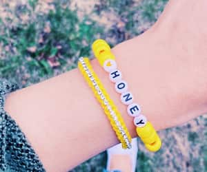 arm candy, bracelet, and friendship image