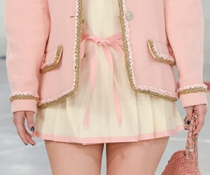 pink, chanel, and pastel image