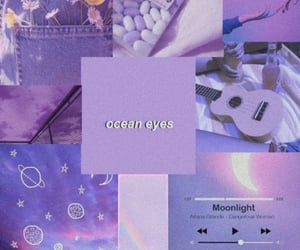 wallpaper, purple, and aesthetic image