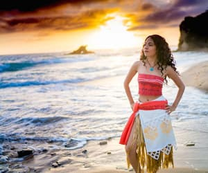 cosplay, disney, and moana image