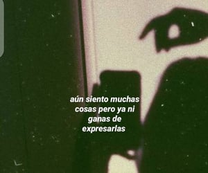 alone, frases, and texto image