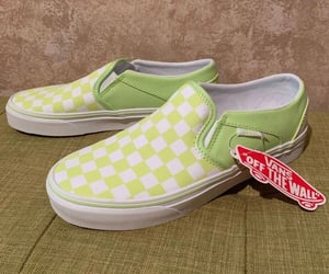 aesthetic, green, and green shoes image