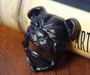 bottle opener, dog lover gifts, and english bulldog gifts image