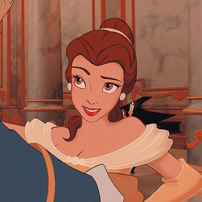 beauty and the beast, tumblr, and belle image