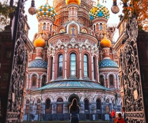photography, russia, and saint petersburg image