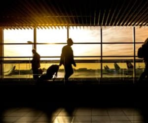 airport, luxury cars, and airport transfers image