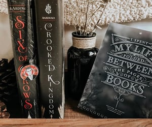 aesthetic, bibliophile, and tbr image