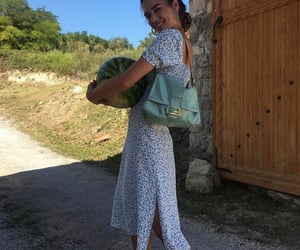kosovo, designer bag, and watermelon fruit image