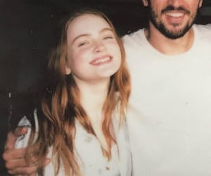 actress, angel, and stranger things image