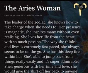 aries, astrology, and ♈ image