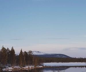 explore, finland, and landscape image