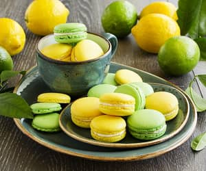 food, green, and yellow image