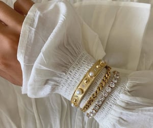 accessories, aesthetic, and bracelets image