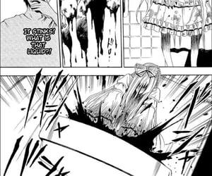 manga, horror manga, and ibitsu image