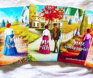 anne of green gables, livros, and lucy maud montgomery image