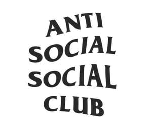 stussy, marques, and anti social social club image