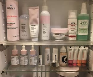 skincare, glossier, and beauty image