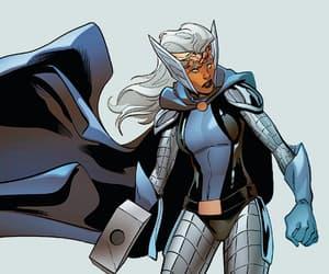 comics, ororo munroe, and Marvel image