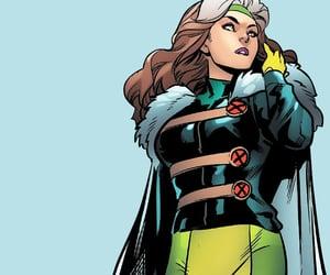 anna paquin, Rogue, and marvel comics image