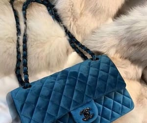 bag, chanel, and blue image